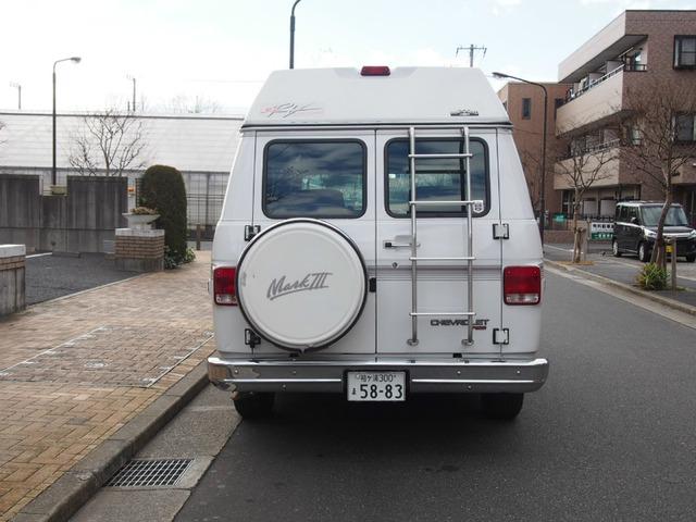 「シボレー」「シェビーバン」「ミニバン・ワンボックス」「東京都」の中古車4
