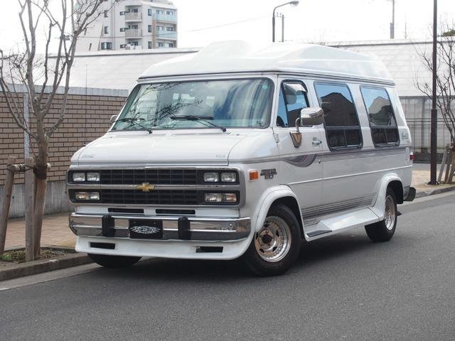 「シボレー」「シェビーバン」「ミニバン・ワンボックス」「東京都」の中古車8