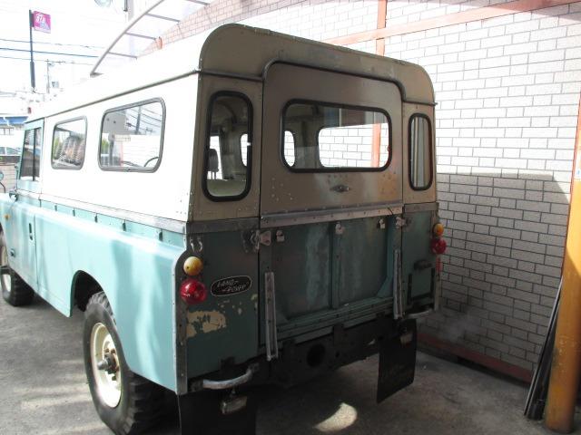 「ランドローバー」「その他」「ステーションワゴン」「大阪府」の中古車2