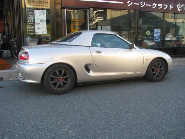 「MG」「MGF」「オープンカー」「埼玉県」の中古車