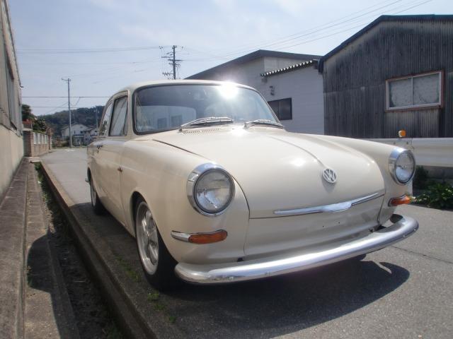 「フォルクスワーゲン」「タイプIII」「セダン」「愛知県」の中古車3