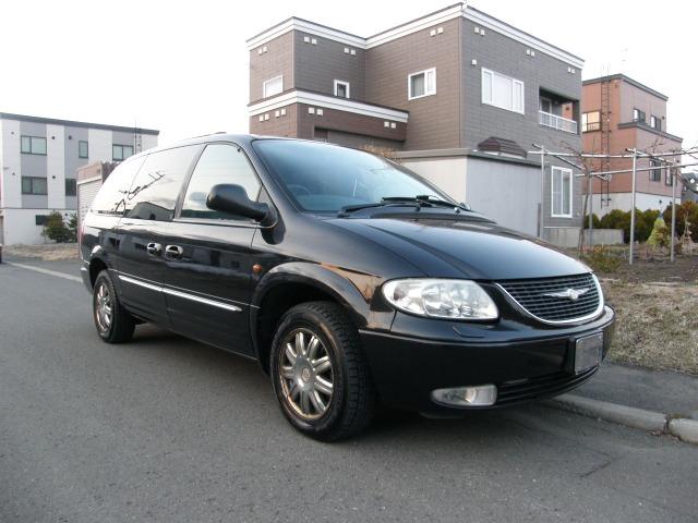 「クライスラー」「グランドボイジャー」「ミニバン・ワンボックス」「北海道」の中古車9