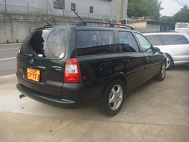 「オペル」「ベクトラワゴン」「ステーションワゴン」「福岡県」の中古車