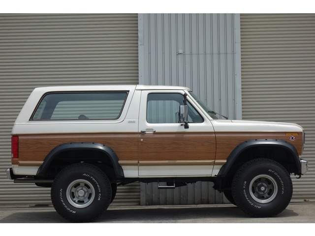 「フォード」「ブロンコ」「SUV・クロカン」「千葉県」の中古車10