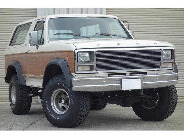 「フォード」「ブロンコ」「SUV・クロカン」「千葉県」の中古車9