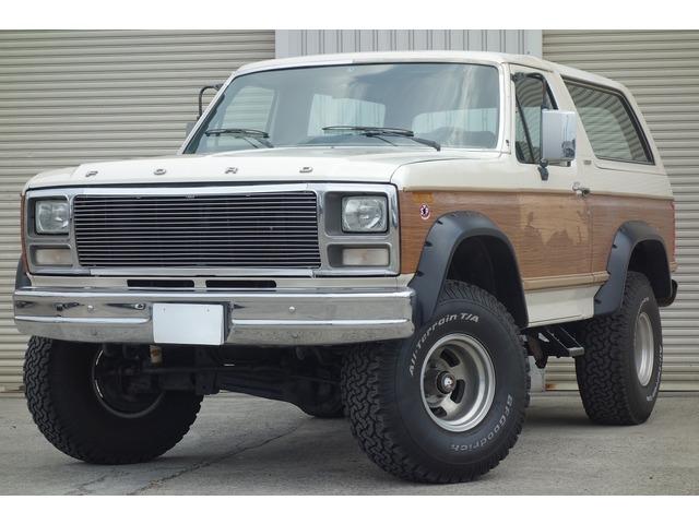 「フォード」「ブロンコ」「SUV・クロカン」「千葉県」の中古車
