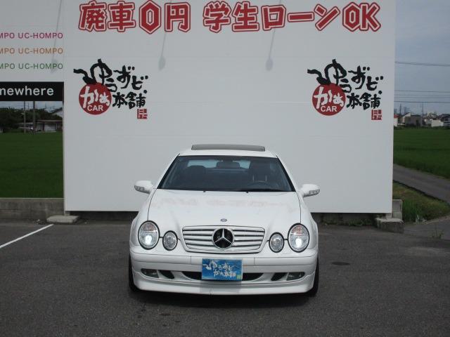 「メルセデスベンツ」「CLK320」「クーペ」「愛知県」の中古車