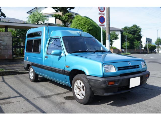 「ルノー」「エクスプレス」「ミニバン・ワンボックス」「神奈川県」の中古車5