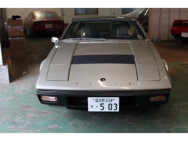 「ロータス」「エリート」「クーペ」「千葉県」の中古車10