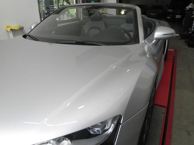 「アウディ」「R8スパイダー」「オープンカー」「愛知県」の中古車