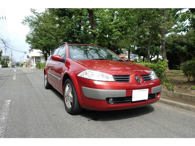 「ルノー」「メガーヌツーリングワゴン」「ステーションワゴン」「神奈川県」の中古車5