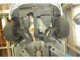 エンジンミツションからの油漏れはありません。