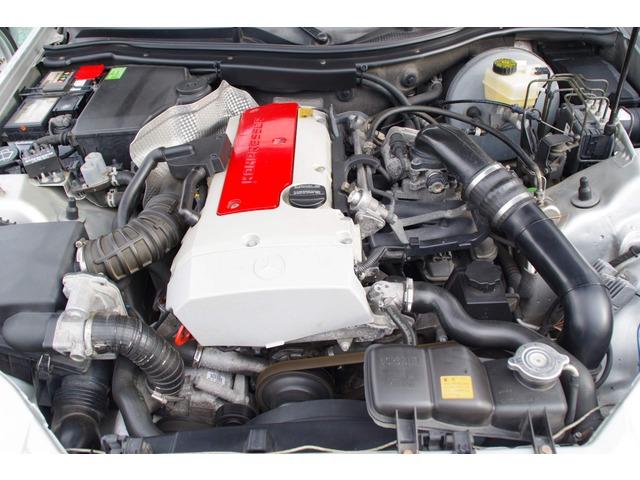 「メルセデスベンツ」「SLK230」「オープンカー」「北海道」の中古車4