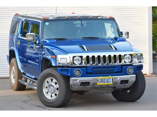 「ハマー」「H2」「SUV・クロカン」「北海道」の中古車2