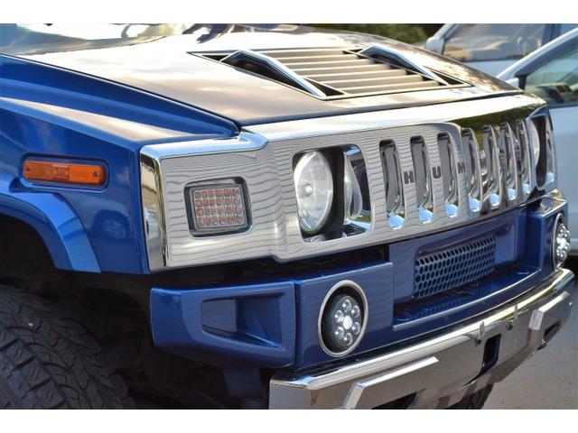 「ハマー」「H2」「SUV・クロカン」「北海道」の中古車9