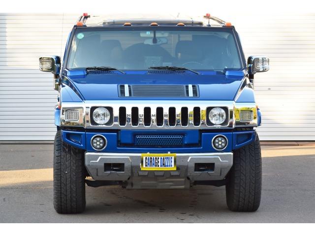 「ハマー」「H2」「SUV・クロカン」「北海道」の中古車3