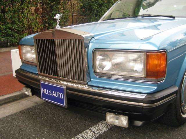 「ロールスロイス」「シルバースパーII」「セダン」「東京都」の中古車