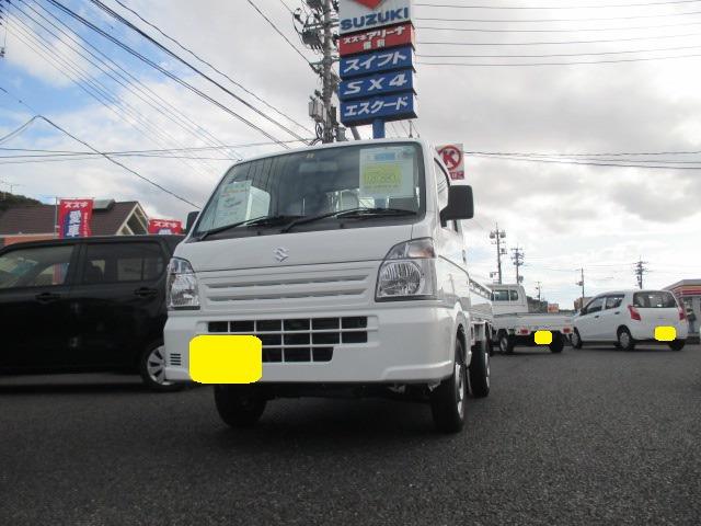 キャリイ(スズキ) KC 4WD 中古車画像
