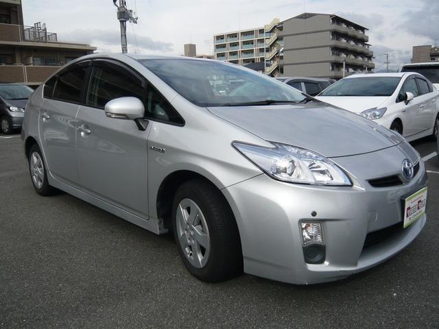 「トヨタ」「プリウス」「コンパクトカー」「京都府」の中古車3