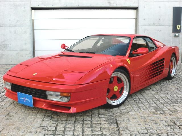テスタロッサ(フェラーリ) 最終ヨーロッパモデル 中古車画像