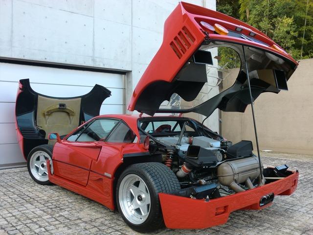 「フェラーリ」「F40」「クーペ」「福岡県」の中古車8