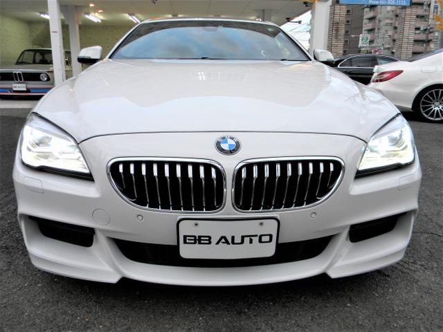 「BMW」「640iグランクーペ」「セダン」「愛知県」の中古車8