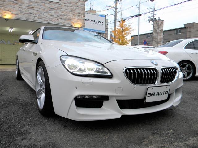 「BMW」「640iグランクーペ」「セダン」「愛知県」の中古車6