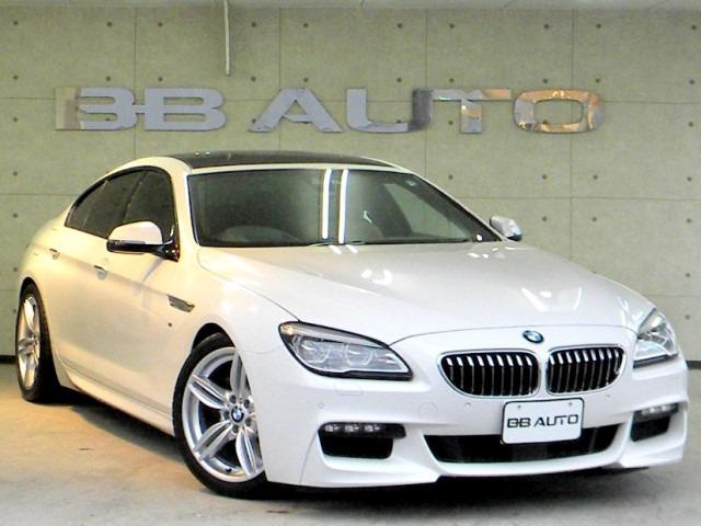 「BMW」「640iグランクーペ」「セダン」「愛知県」の中古車