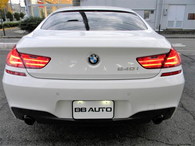 「BMW」「640iグランクーペ」「セダン」「愛知県」の中古車10