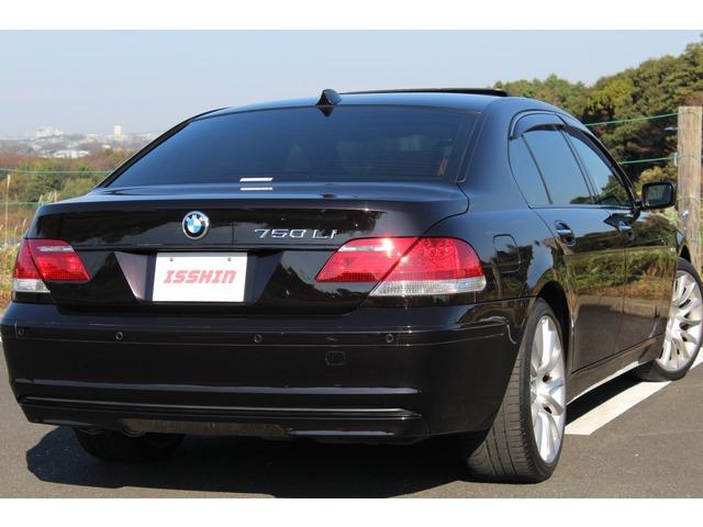 「BMW」「750Li」「セダン」「神奈川県」の中古車8