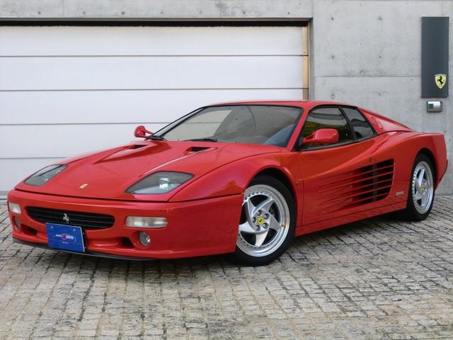 「フェラーリ」「F512M」「クーペ」「福岡県」の中古車