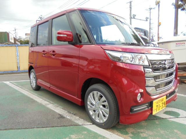「スズキ」「スペーシアカスタム」「軽自動車」「愛知県」の中古車5