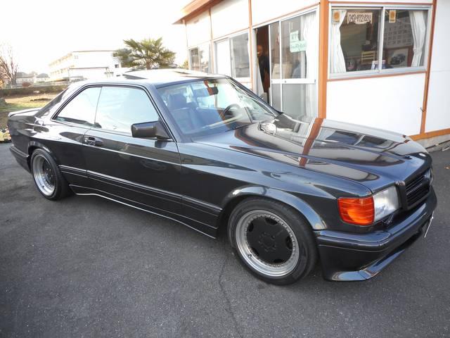 「メルセデスベンツ」「500SEC」「クーペ」「東京都」の中古車4