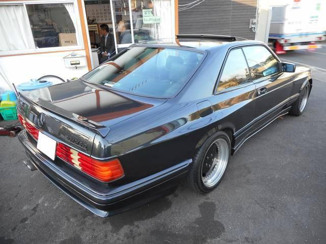 「メルセデスベンツ」「500SEC」「クーペ」「東京都」の中古車8