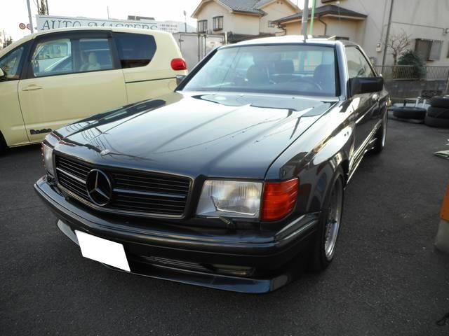 「メルセデスベンツ」「500SEC」「クーペ」「東京都」の中古車7
