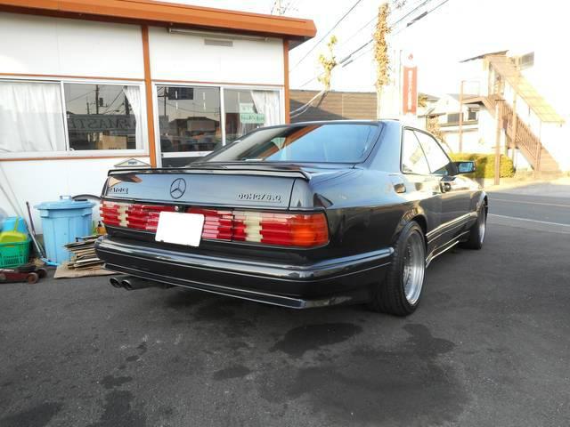 「メルセデスベンツ」「500SEC」「クーペ」「東京都」の中古車5