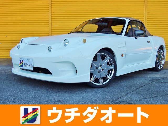 「マツダ」「ロードスター」「オープンカー」「三重県」の中古車