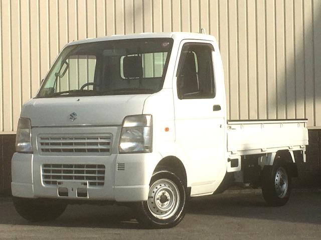 「スズキ」「キャリイ」「トラック」「三重県」の中古車