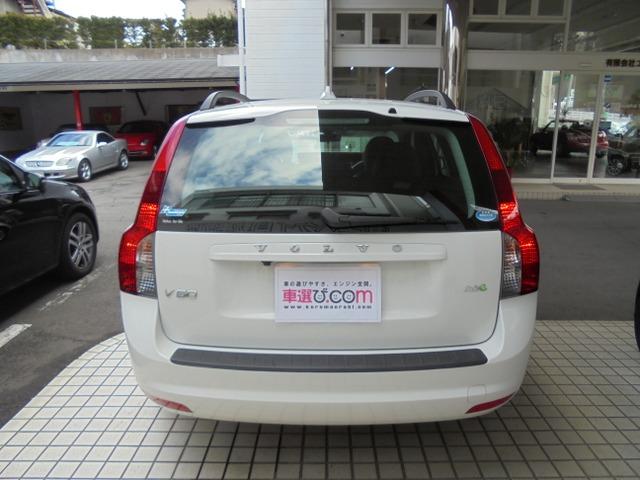 「ボルボ」「V50」「ステーションワゴン」「静岡県」の中古車6