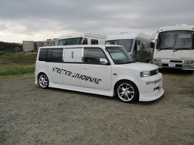 「トヨタ」「bB」「その他」「愛知県」の中古車8