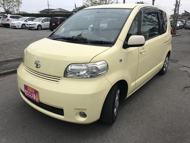 「トヨタ」「ポルテ」「コンパクトカー」「埼玉県」の中古車