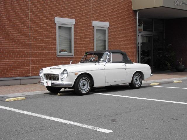 「日産」「ダットサンフェアレディ」「オープンカー」「三重県」の中古車