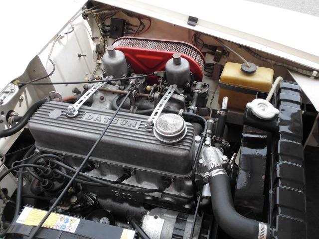 「日産」「ダットサンフェアレディ」「オープンカー」「三重県」の中古車4