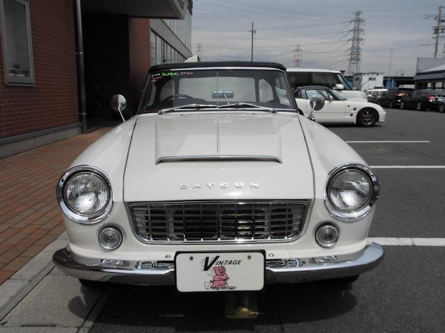 「日産」「ダットサンフェアレディ」「オープンカー」「三重県」の中古車5