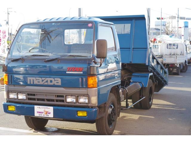 「マツダ」「タイタン」「トラック」「群馬県」の中古車
