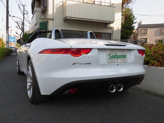 「ジャガー」「Fタイプコンバーチブル」「オープンカー」「東京都」の中古車10