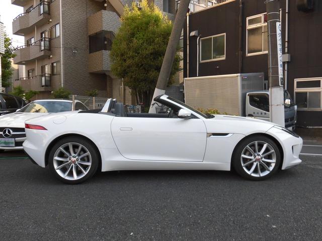 「ジャガー」「Fタイプコンバーチブル」「オープンカー」「東京都」の中古車8