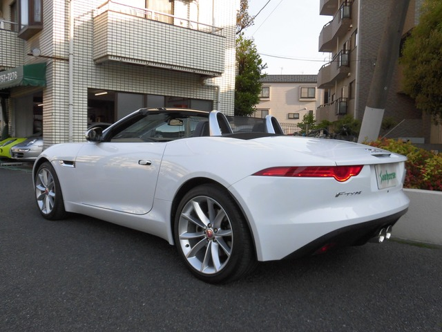 「ジャガー」「Fタイプコンバーチブル」「オープンカー」「東京都」の中古車2