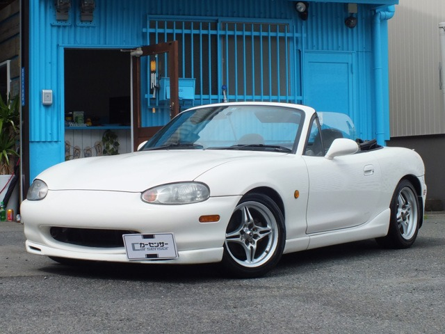 「マツダ」「ロードスター」「オープンカー」「佐賀県」の中古車