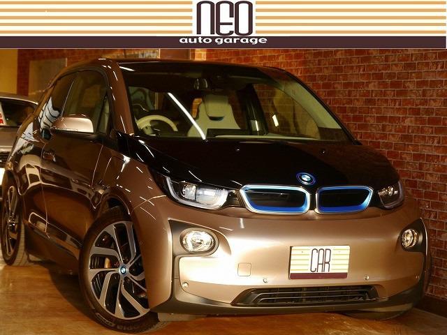 BMWのi3特集